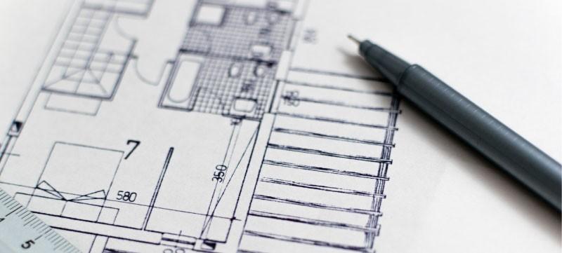 Pred izdelavo tlorisa hiše razmislimo o številu željenih prostorov