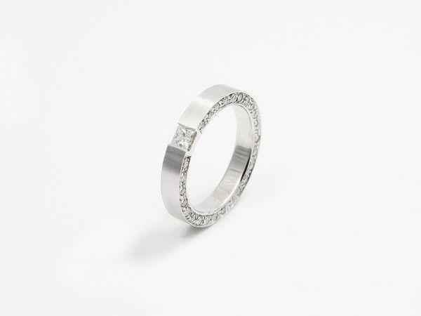 Diamantni poročni prstani - cene