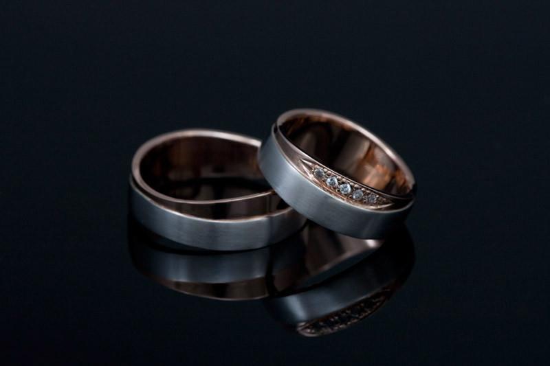 Srebrni poročni prstani cena