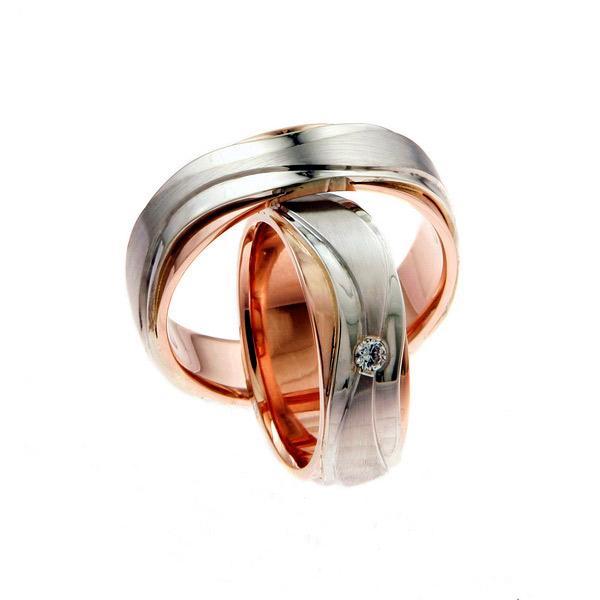 Najlepši poročni prstani po ugodnih cenah