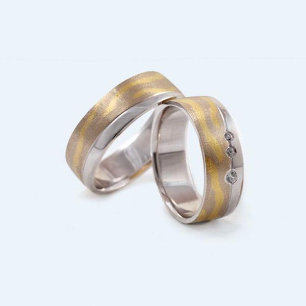Zlati poročni prstani po ugodni ceni