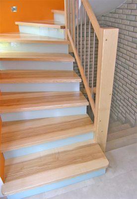 Kvalitetne lesene stopnice