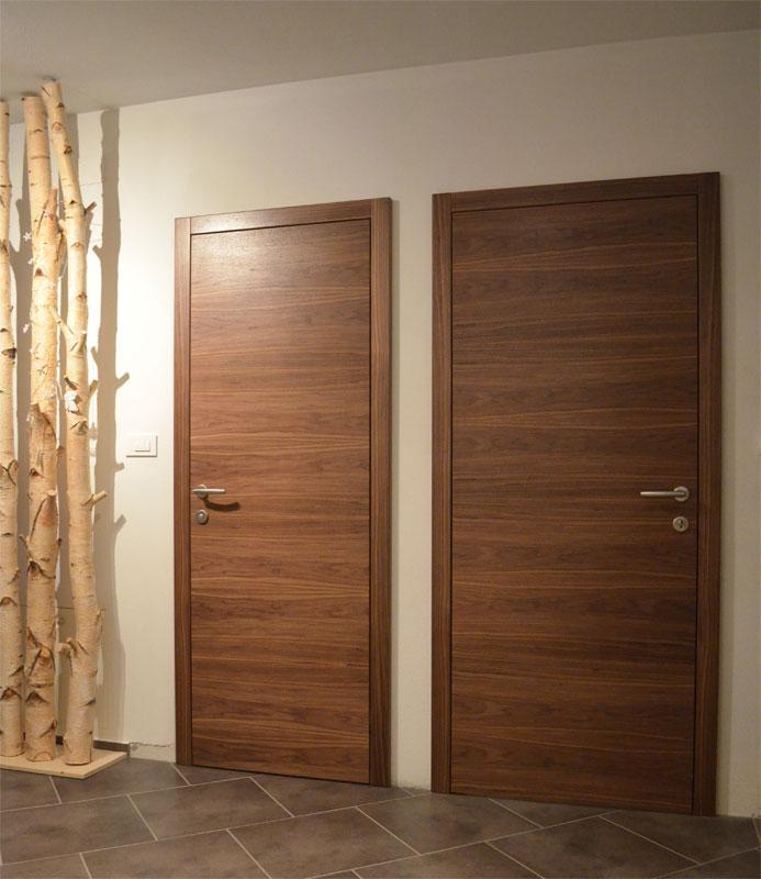 Notranja masivna vrata v mnogih stilih
