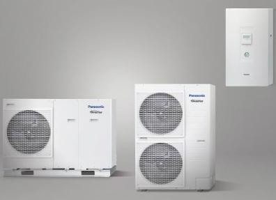 Sanitarne toplotne črpalke Panasonic