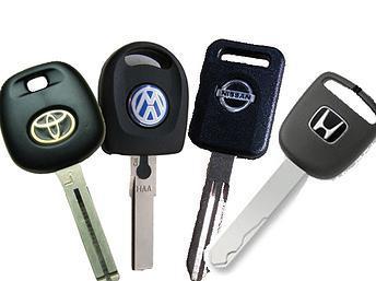 Izdelava avtomobilskih ključev