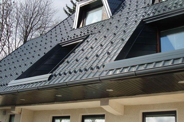 Pločevinasta streha