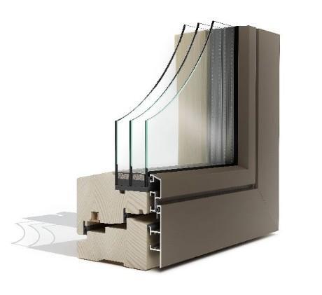 Alu les okna lahko v podjetju M Sora izdelamo tudi po meri