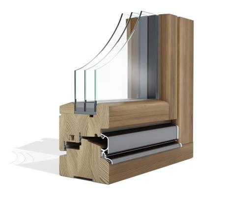 Lesena okna Optimo XLT