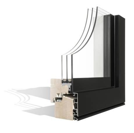 Lesena okna Vizija in njihovo vzdrževanje