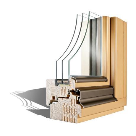 Vgradnja novih lesenih oken