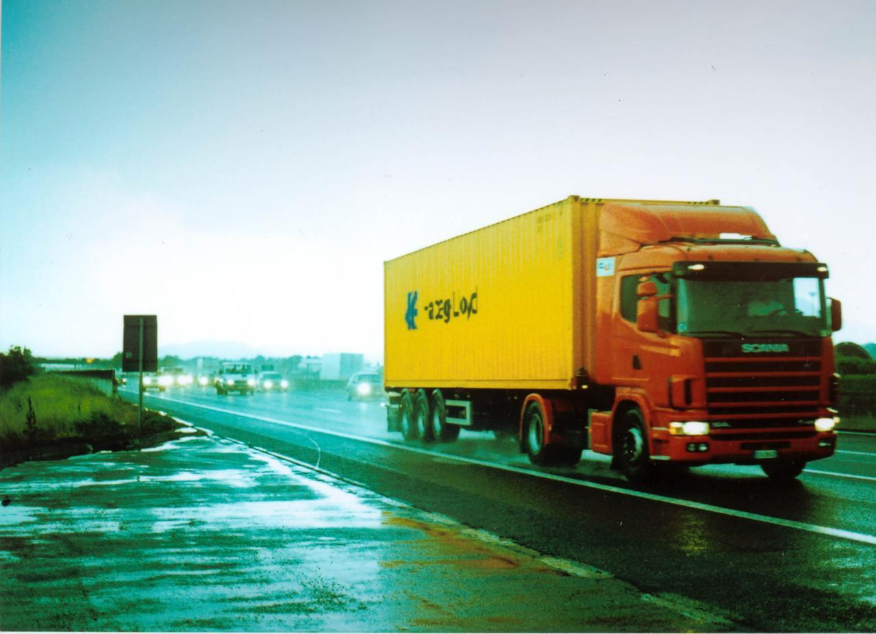 Mednarodna logistična špedicija