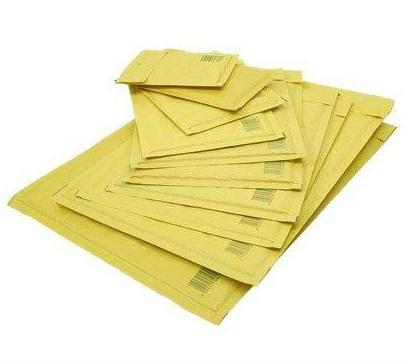 Kuverte različnih dimenzij