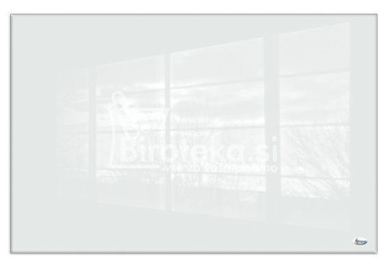 Bela magnetna tabla piši briši