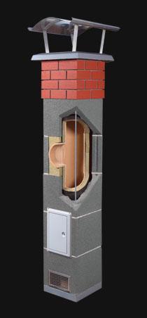 Izdelava montažnih dimnikov