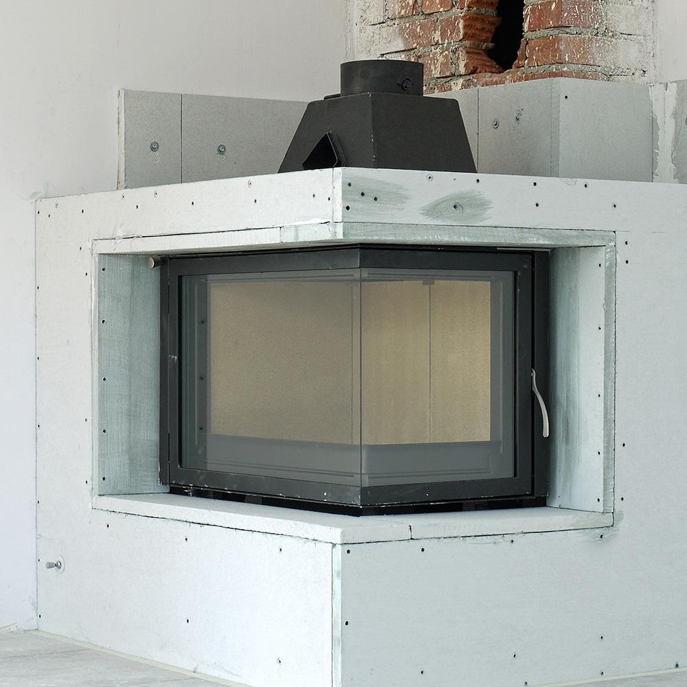 Izdelava obrobe dimnika