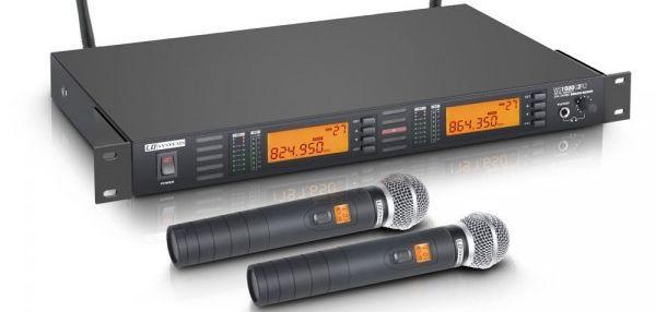 Pevski mikrofon - dinamični