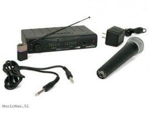 Studijski dinamični mikrofon - pevski