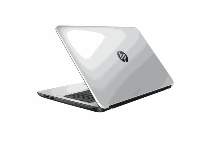 hp računalnik srebrni