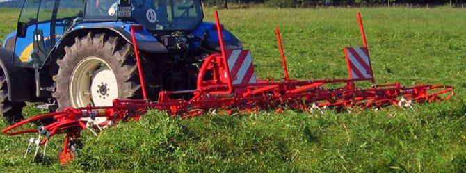 Novi in rabljeni kmetijski stroji