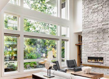 Lesena okna: eko sklad