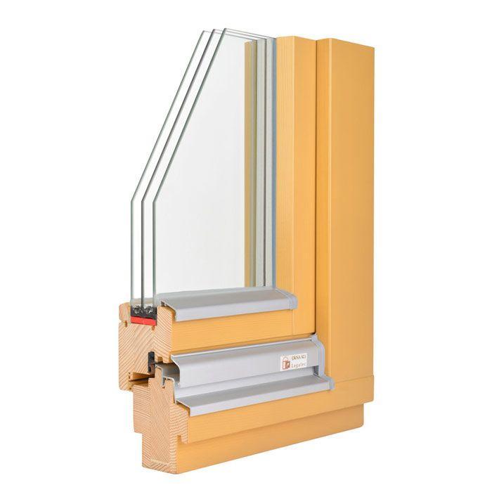 Kvalitetna lesena okna