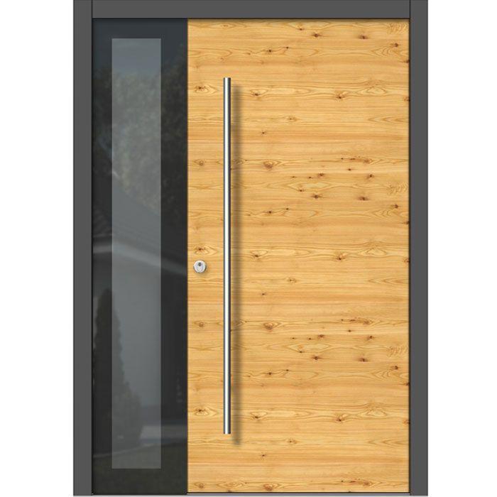 Montaža stanovanjskih vhodnih vrat