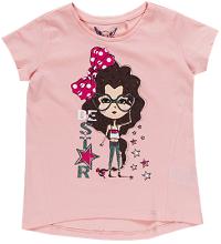 Dekliška majica - roza