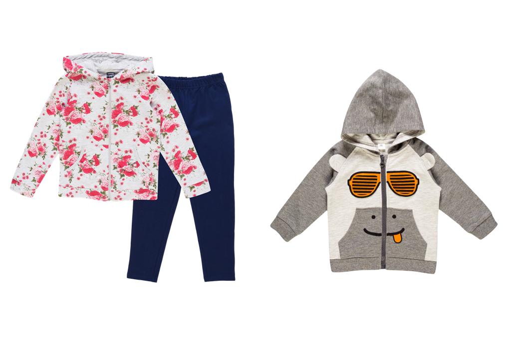 Oblačila za otroke in dojenčke