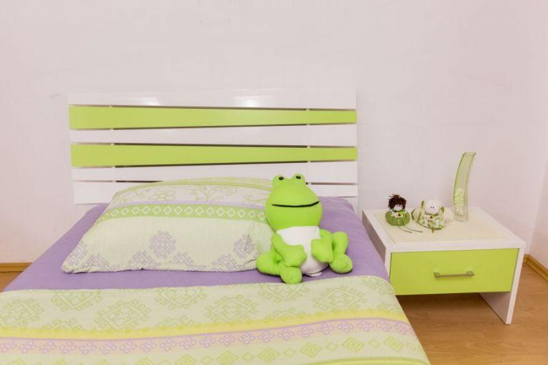Otroške spalnice in mladinske postelje