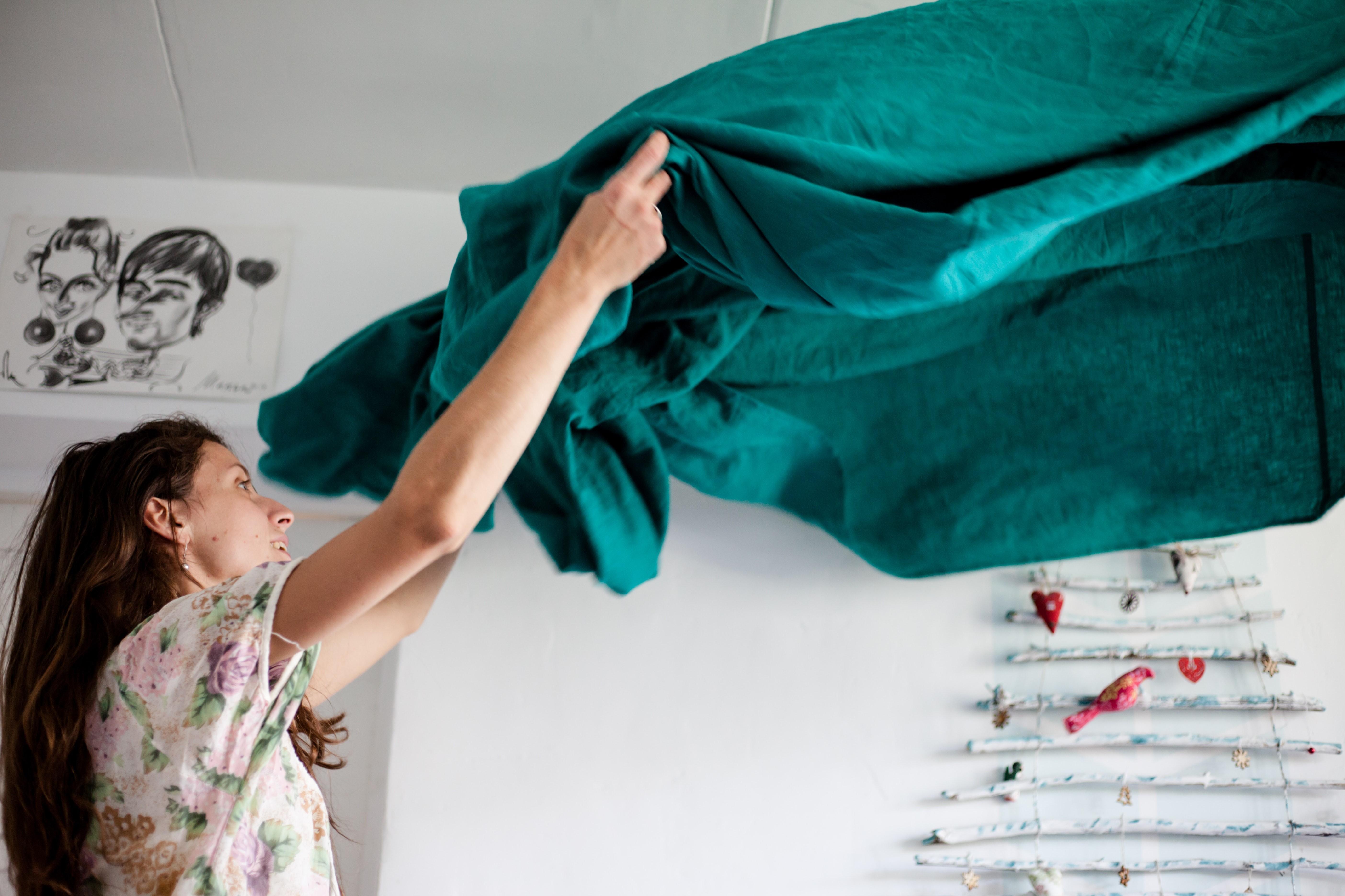 redno prezračevanje postelje pomaga pri zmanjševanju pršic