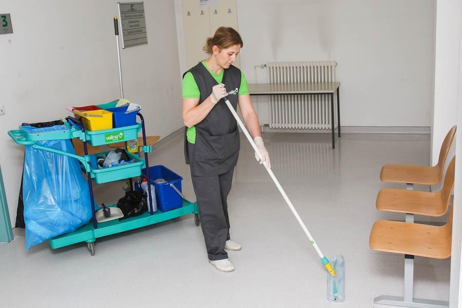 Globinsko čiščenje stanovanja