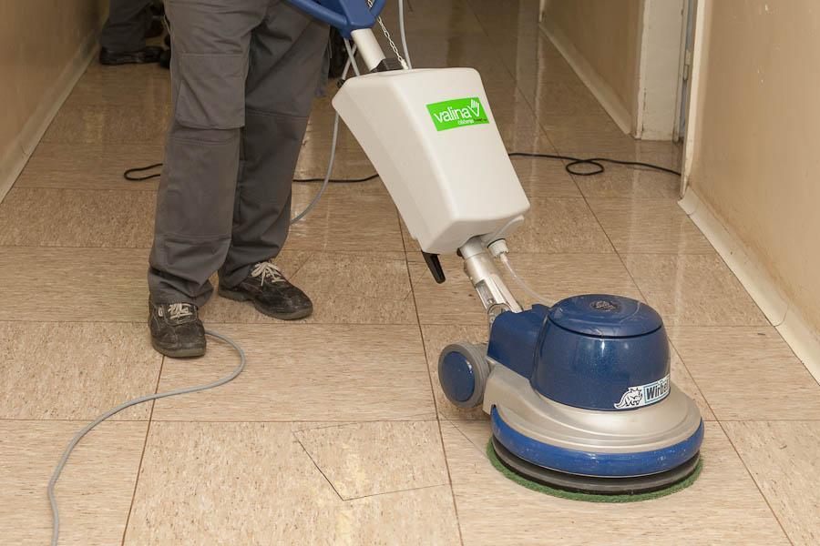 Globinsko čiščenje na domu