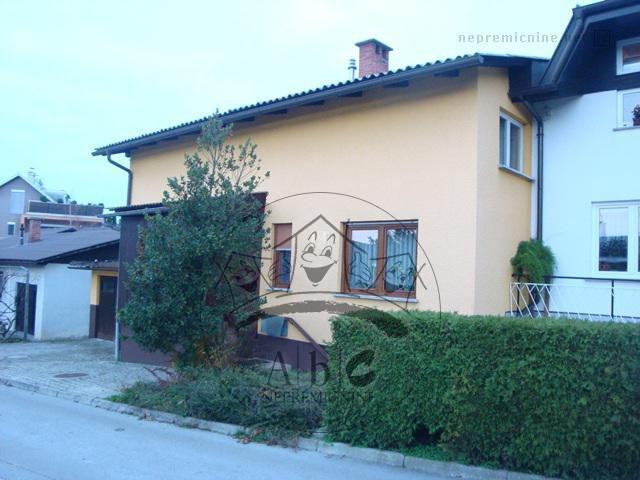 Prodaja nepremičnin - hiša v Ljubljani