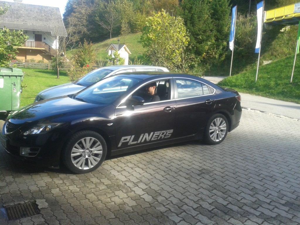 Predelava avtomobila na plin Plineks