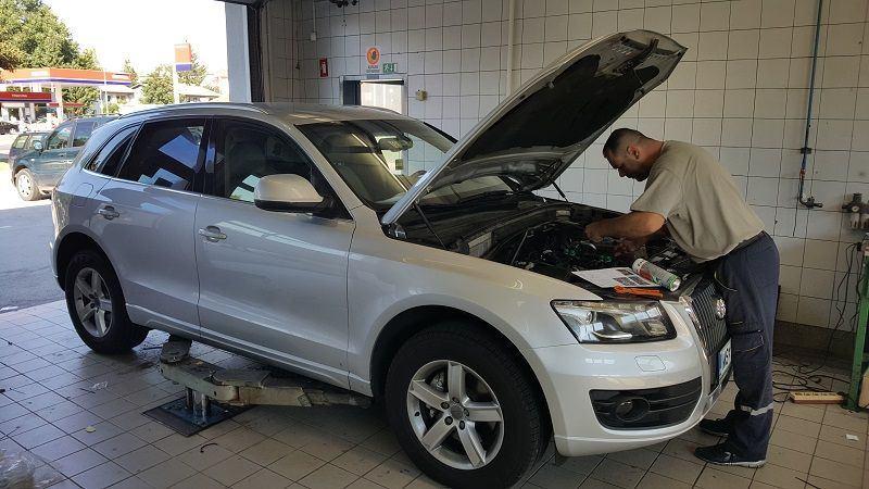 predelava na LPG za vse vrste vozil