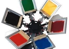 Tiskanje v tiskarni Košir