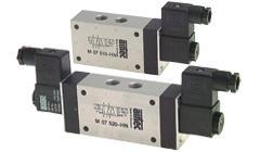 Elektromagnetni ventili za vodo in hidravliko
