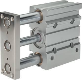 Kompaktni cilinder z vodilom, SGM