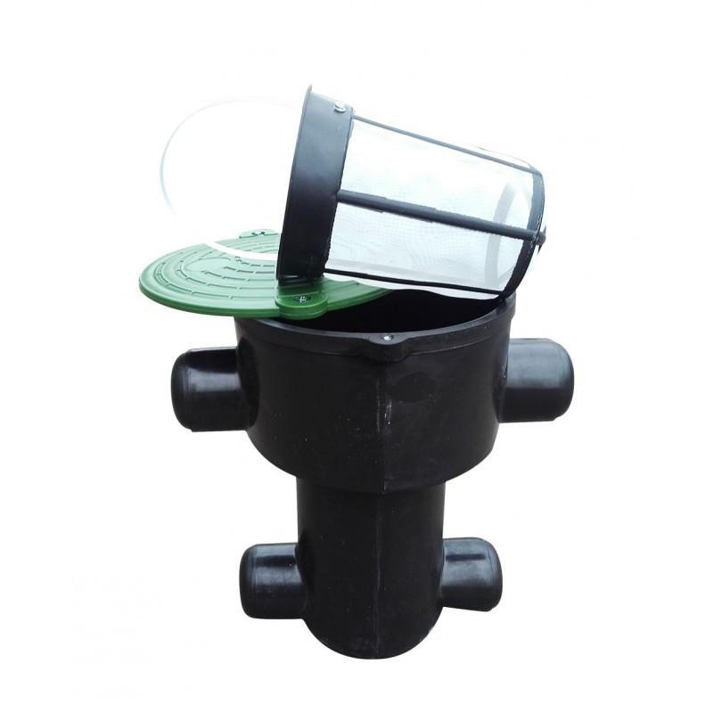 Voda in vrt - filter