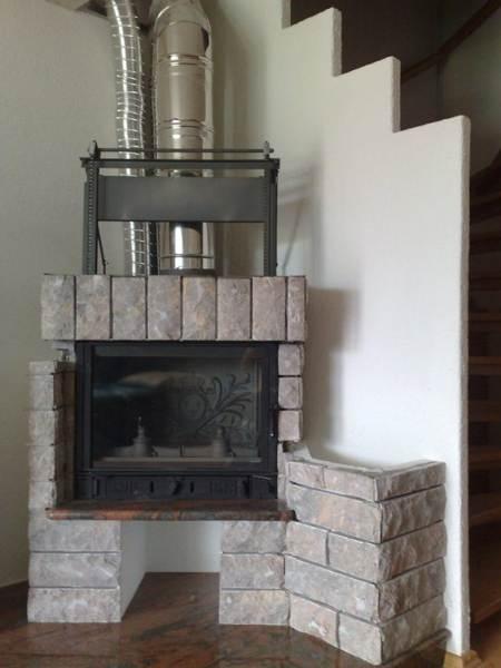 montaža inox dimnika