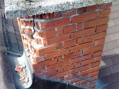 Obnova in sanacija starega dimnika