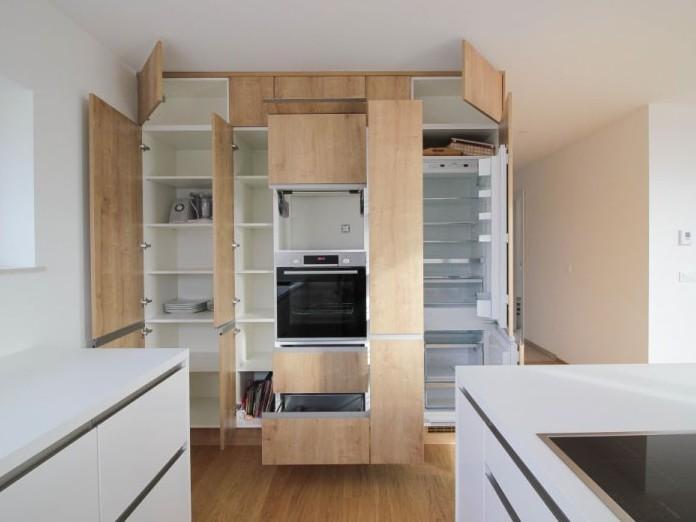 Kuhinja izdelana po naročilu s predhodnim 3D izrisom