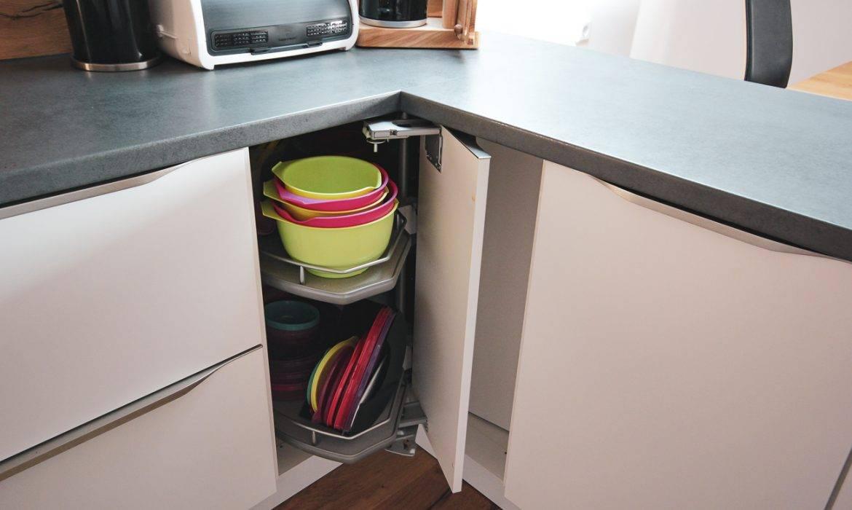 Moderni kuhinjski kotni element
