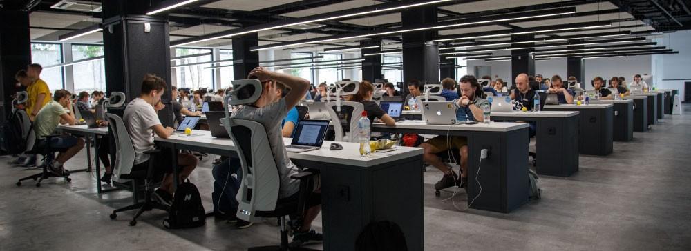 Centralni prezračevalni sistem za moderne poslovne prostore