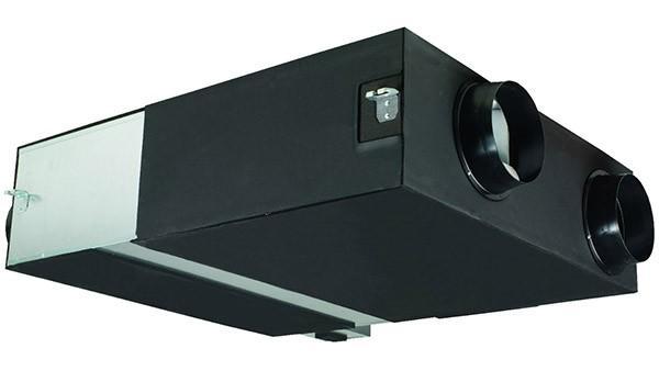 Centralni prezračevalni sistem z rekuperacijo zraka zmanke Daikin