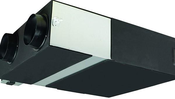 Prezračevalni sistem z rekuperacijo zraka za vse prostore v objektu