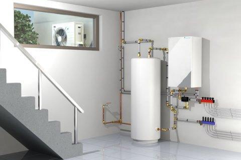cena toplotne črpalke za centralno ogrevanje hiše