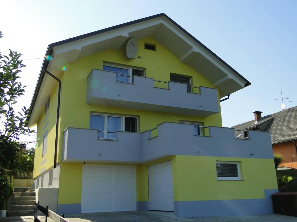 izbira barve fasade