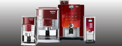 Kavni aparati za kavo Nescafe