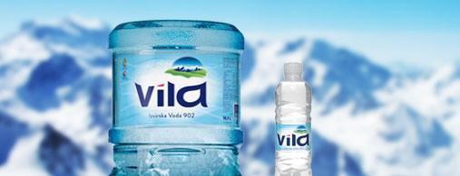 Plastenke za vodo brez BPA